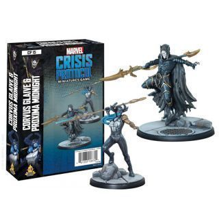 Corvus Glaive and Proxima Midnight