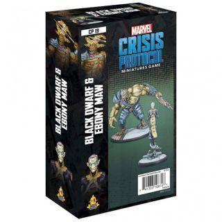Marvel Crisis Protocol: Black Dwarf & Ebony Maw