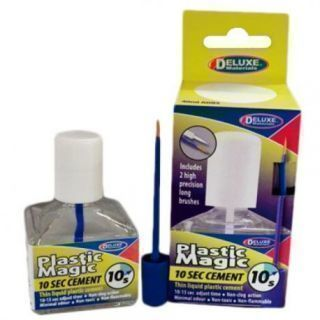 Deluxe Plastic Magic 10s cement