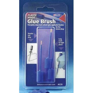 Deluxe Plastic Magic brush pack