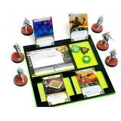 Card Tray SWL Yellow compatible con SW Legion