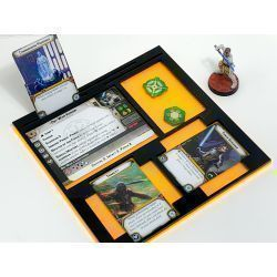 Card Tray SWL Orange compatible con SW Legion