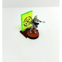 Line of Sight Silhouette SWL Yellow compatible with SW Legion