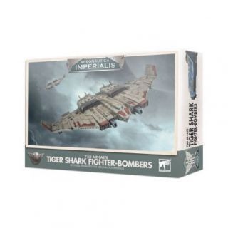 TAU TIGER SHARK FIGHTER-BOMBERS