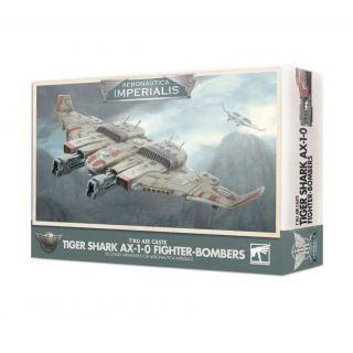 TAU TIGER SHARK AX-1.0 FIGHTER-BOMB