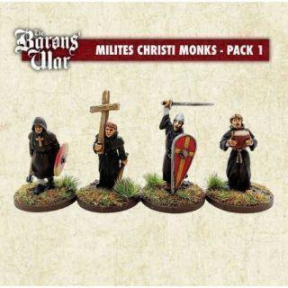 Militis Christi Monks 1