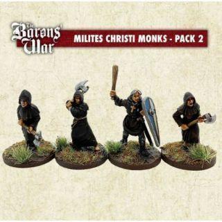 Militis Christi Monks 2