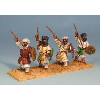 Arab Infantry with Spears