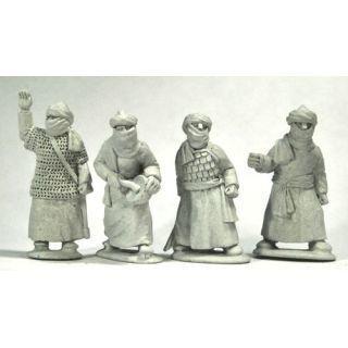 Moorish Black Guard Infantry Command
