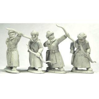 Moorish Black Guard Archers