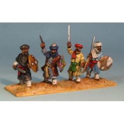 Arab Infantry with Swords