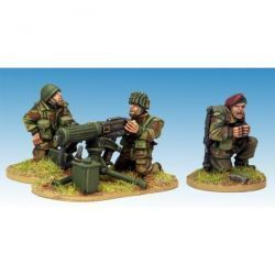 British Airborne Vickers Team (1 gun)