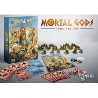 Mortal Gods Boxed Game