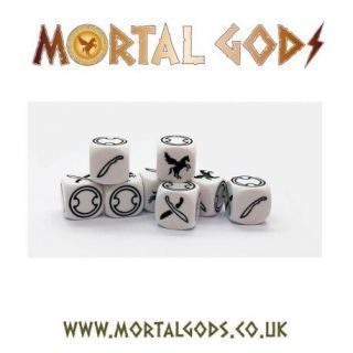 Mortal Gods Dice