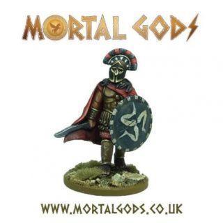 Adrastos, Captain of the Lochos