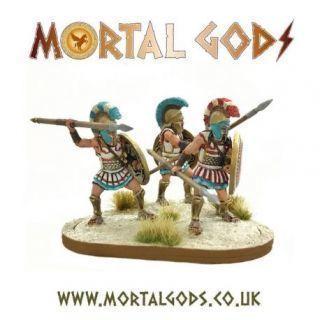 Athenian Marine Hoplites