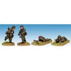 British Airborne PIAT Teams