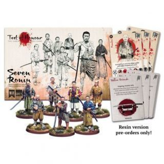 Seven Ronin Box set