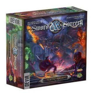 Sword & Sorcery. Portal Arcano