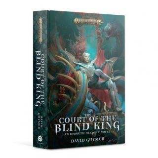 THE COURT OF THE BLIND KING (PB)