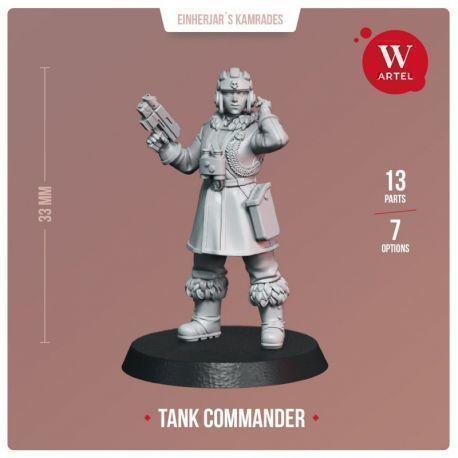 Einherjar s Tank Commander