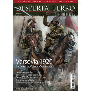 Contemporánea 40. Varsovia 1920. La Guerra Polaco-Soviética