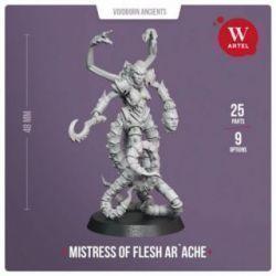 Ar ache Mistress of Flesh