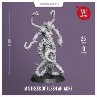Ar ache Mistress of Flesh