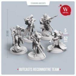 Outcasts Reconnoitre Team