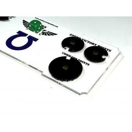 Omega Control Console 9ed
