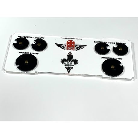 Battle Nuns Control Console 9ed
