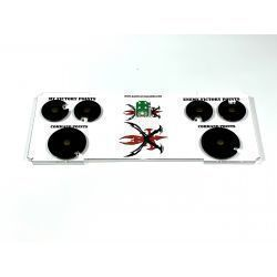 Cabala Warriors Control Console 9ed compatible con 40k