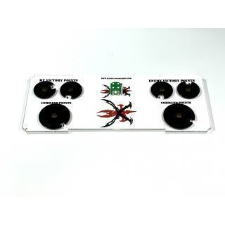 Cabala Warriors Control Console 9ed