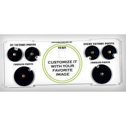 Control Console 9ed CUSTOM compatible with 40k