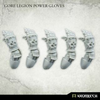 Gore Legion Power Gloves (5)