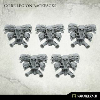 Gore Legion Backpacks (5)