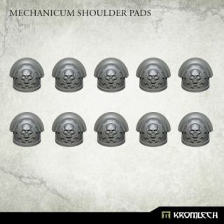Mechanicum Shoulder Pads (10)