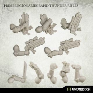 Prime Legionaries Rapid Thunder Rifles