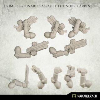 Prime Legionaries Assault Thunder Carbines
