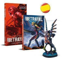 Infinity: Betrayal Novela Gráfica. Edición Limitada (ES)