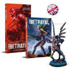 Infinity: Betrayal Novela Gráfica. Edición Limitada (ENG)