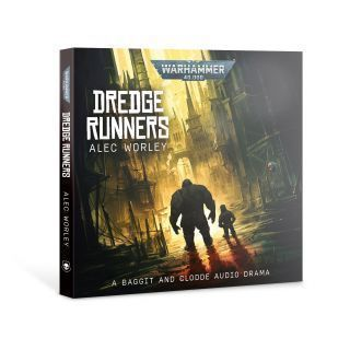 DREDGE RUNNERS (AUDIOBOOK)