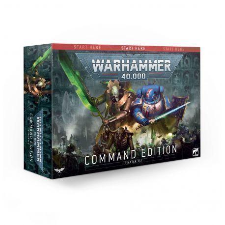 WARHAMMER 40000: COMANDO (ESPAÑOL)