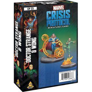 Crisis Protocol Dr Strange and Wong