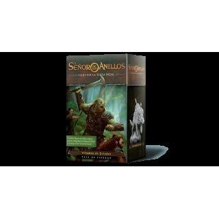 El Señor de los Anillos: Viajes por la Tierra Media: Pack de figuras Villanos de Eriador
