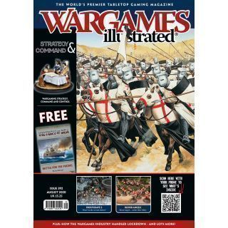 Wargames Illustrated WI391 August Edition
