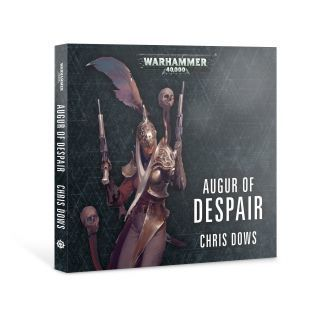AUGUR OF DESPAIR (AUDIOBOOK)