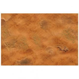 9ED 44'x30' Desert Compatible with Warhammer, Warhammer 40K and other Wargames