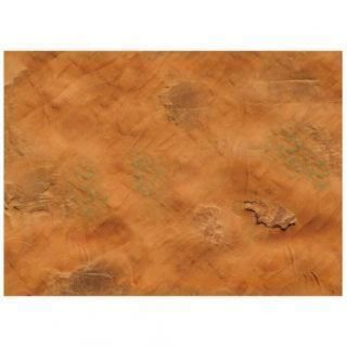 9ED 44'x60' Desert Compatible with Warhammer, Warhammer 40K and other Wargames