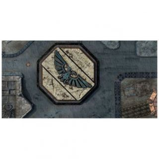 9ED 44'x90' Imperial City 2 Compatible with Warhammer, Warhammer 40K and other Wargames